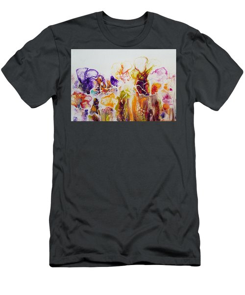 Summer Splendor  Men's T-Shirt (Athletic Fit)