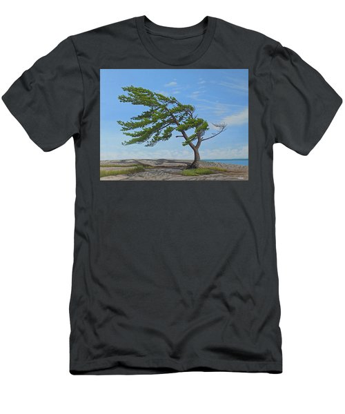Summer Wind Men's T-Shirt (Athletic Fit)
