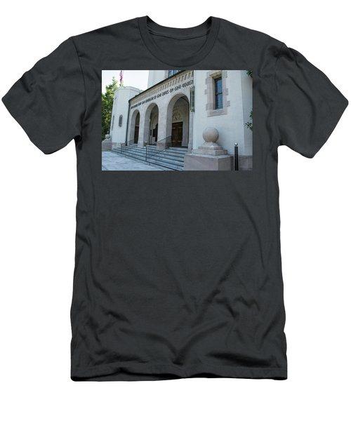 Summerall Chapel II Men's T-Shirt (Athletic Fit)