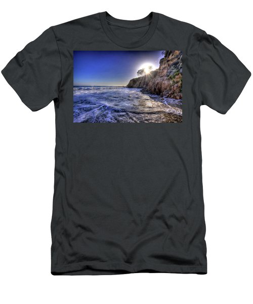 Sun And Sea Men's T-Shirt (Athletic Fit)