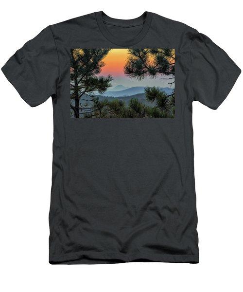 Sun Appears Men's T-Shirt (Athletic Fit)