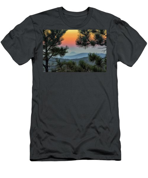 Sun Appears Men's T-Shirt (Athletic Fit)