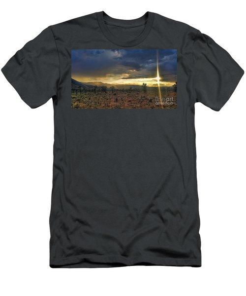 Sun Blade Men's T-Shirt (Athletic Fit)