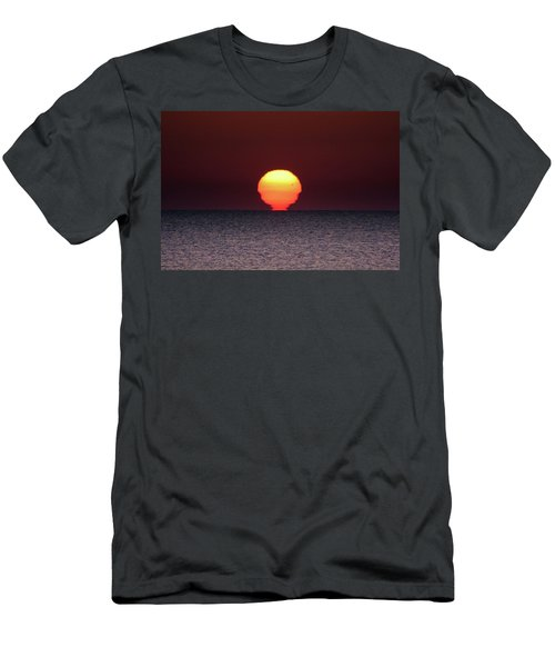 Men's T-Shirt (Slim Fit) featuring the photograph Sun by Bruno Spagnolo