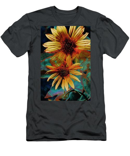 Sun Godess Men's T-Shirt (Athletic Fit)