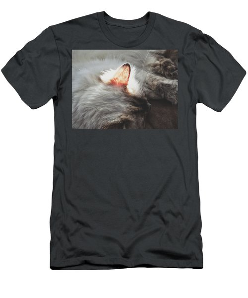 Sun Spot Men's T-Shirt (Slim Fit) by Karen Stahlros
