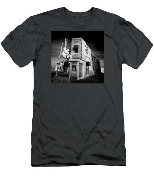 Sun Studio - Memphis #3 Men's T-Shirt (Athletic Fit)