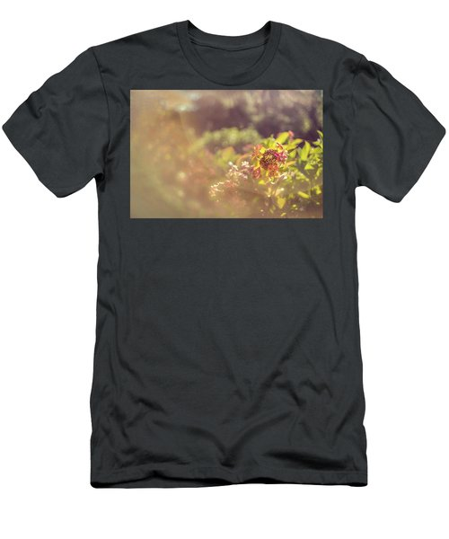 Men's T-Shirt (Athletic Fit) featuring the photograph Sunbathe Morning by Gene Garnace