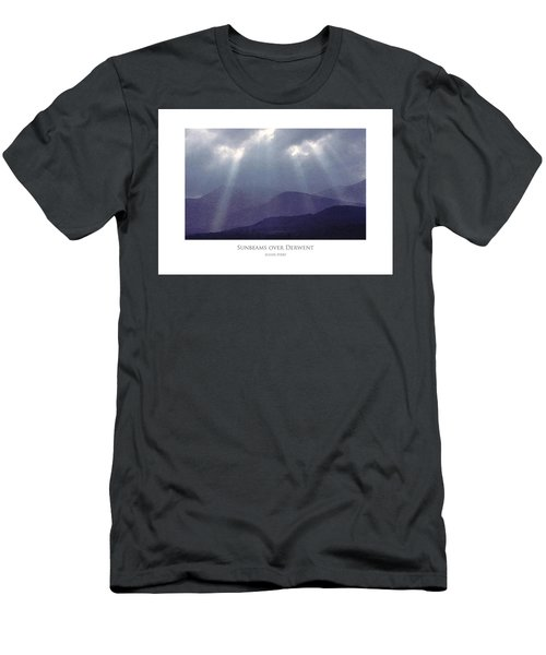 Sunbeams Over Derwent Men's T-Shirt (Athletic Fit)