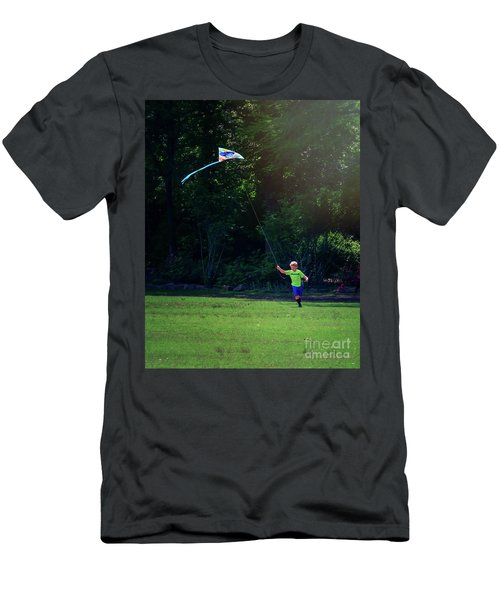 Sunday Funday At Honor Heights In Vertical Men's T-Shirt (Athletic Fit)