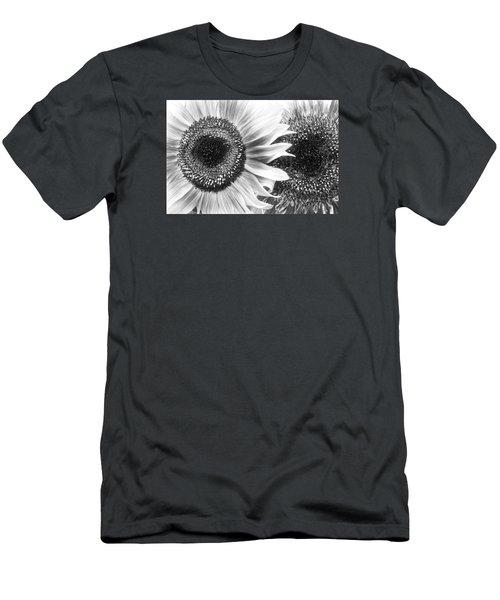 Sunflower 5 Men's T-Shirt (Slim Fit) by Simone Ochrym