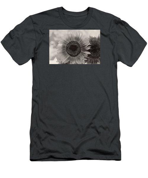 Sunflower 6 Men's T-Shirt (Slim Fit) by Simone Ochrym