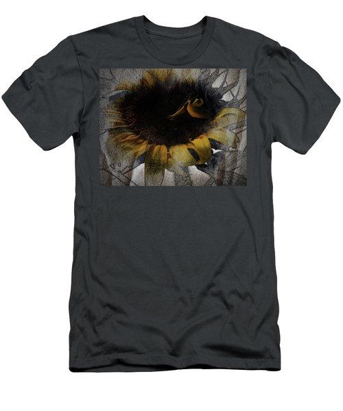 Sunflower Canvas Men's T-Shirt (Athletic Fit)