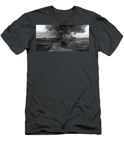 Sunken Boats Men's T-Shirt (Athletic Fit)