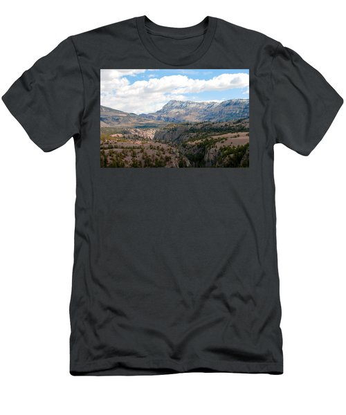 Sunlight Creek Of Wy Men's T-Shirt (Athletic Fit)
