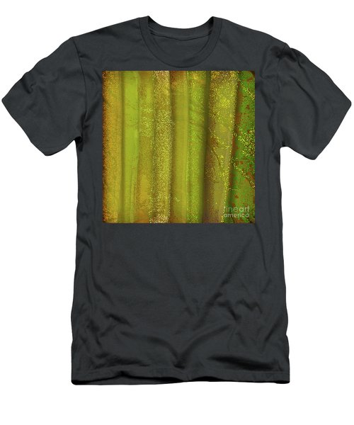 Sunlit Fall Forest Men's T-Shirt (Athletic Fit)