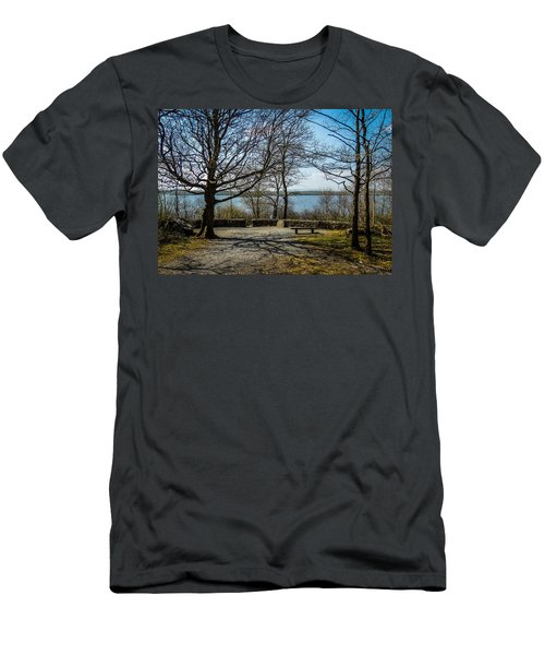 Sunny Afternoon At Lough Coole Men's T-Shirt (Athletic Fit)