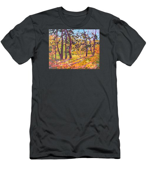 Sunny Place Men's T-Shirt (Athletic Fit)