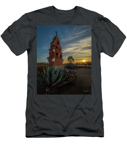 Sunrise At San Miguel Men's T-Shirt (Athletic Fit)