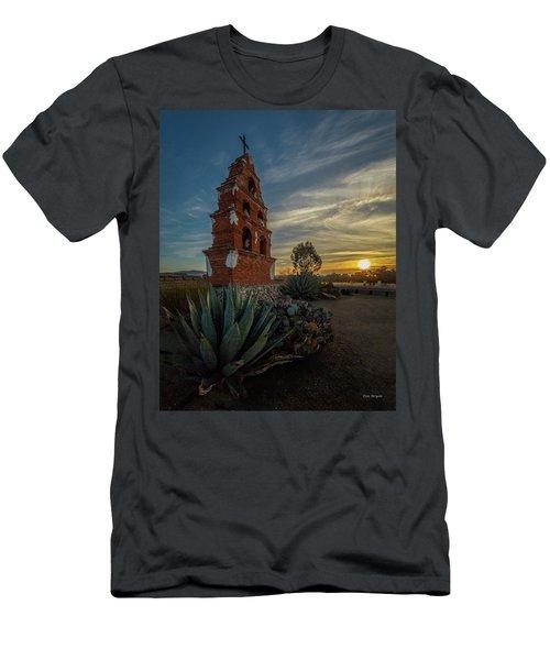 Sunrise At San Miguel Men's T-Shirt (Athletic Fit)