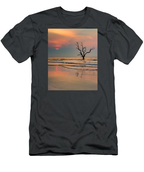 Men's T-Shirt (Slim Fit) featuring the photograph Sunrise At The Boneyard by Patricia Schaefer