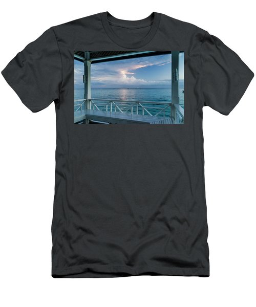 Sunrise, Ocho Rios, Jamaica Men's T-Shirt (Athletic Fit)