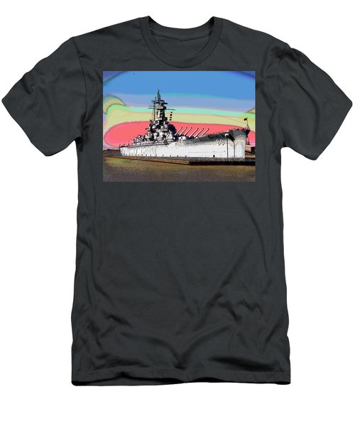 Sunrise Over The Alabama Men's T-Shirt (Slim Fit)