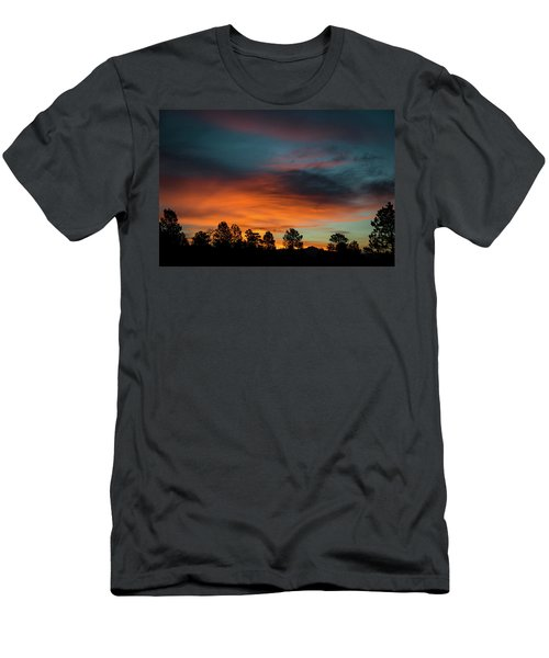 Sunrise Over The Southern San Juans Men's T-Shirt (Athletic Fit)