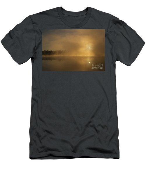 Sunrise Relections Men's T-Shirt (Athletic Fit)