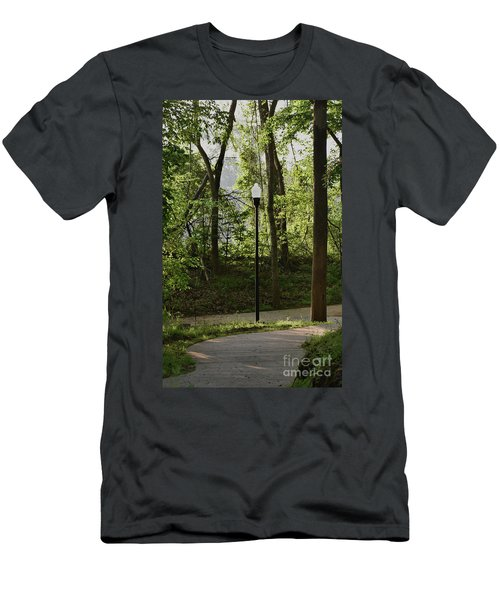 Men's T-Shirt (Slim Fit) featuring the photograph Sunrise Service by Skip Willits