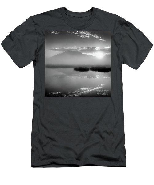 Men's T-Shirt (Slim Fit) featuring the photograph Sunrise by Tatsuya Atarashi