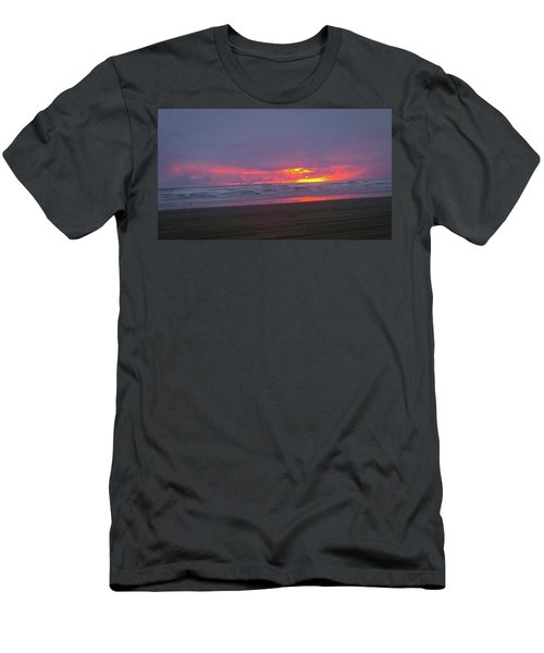 Sunset #9 Men's T-Shirt (Athletic Fit)