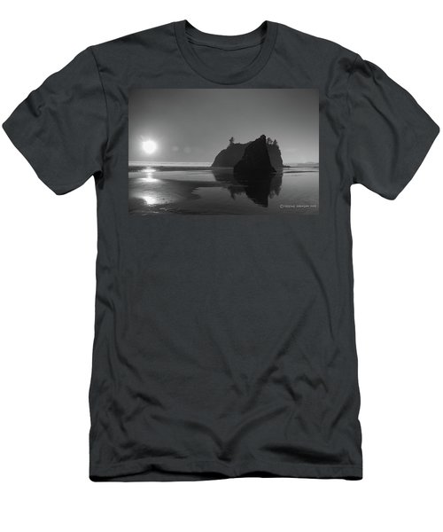 Sunset At Ruby Beach #2 Men's T-Shirt (Athletic Fit)