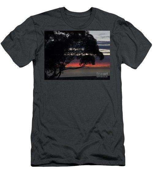 Sunset Hill Men's T-Shirt (Athletic Fit)