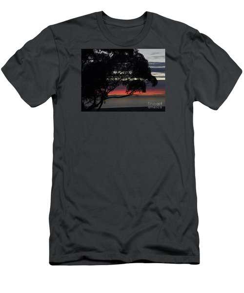 Sunset Hill Men's T-Shirt (Athletic Fit)