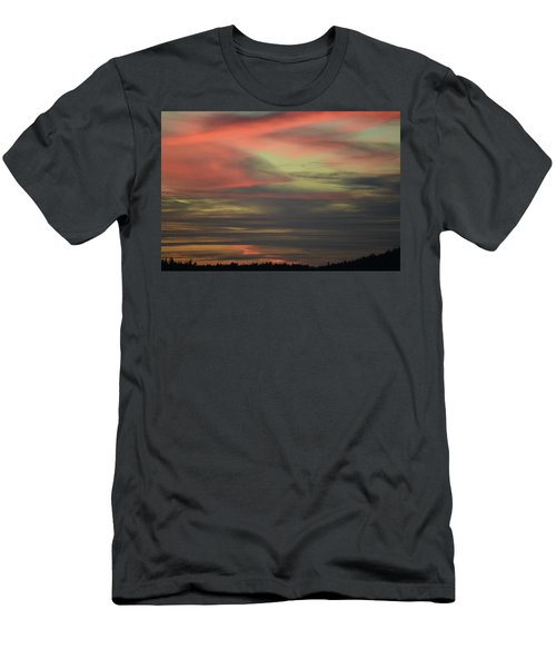 Sunset Home Men's T-Shirt (Athletic Fit)