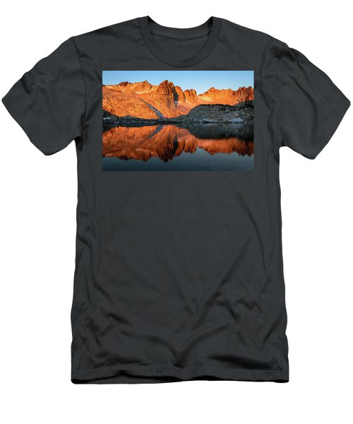 Sunset In The Higher Enchantment Men's T-Shirt (Athletic Fit)