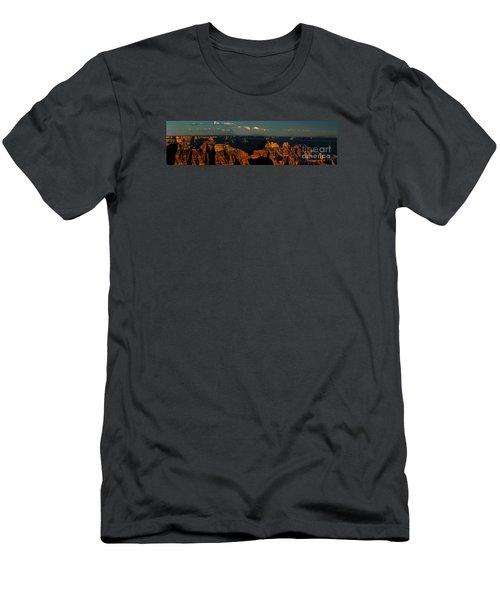 Sunset North Rim Grand Canyon National Park Arizona Men's T-Shirt (Athletic Fit)
