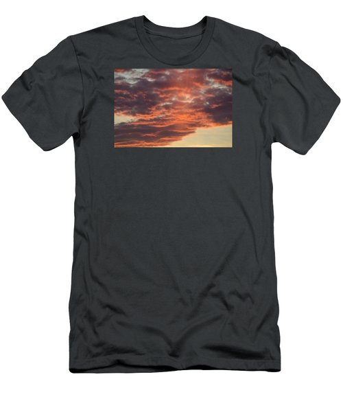 Sunset On Hunton Lane #10 Men's T-Shirt (Athletic Fit)