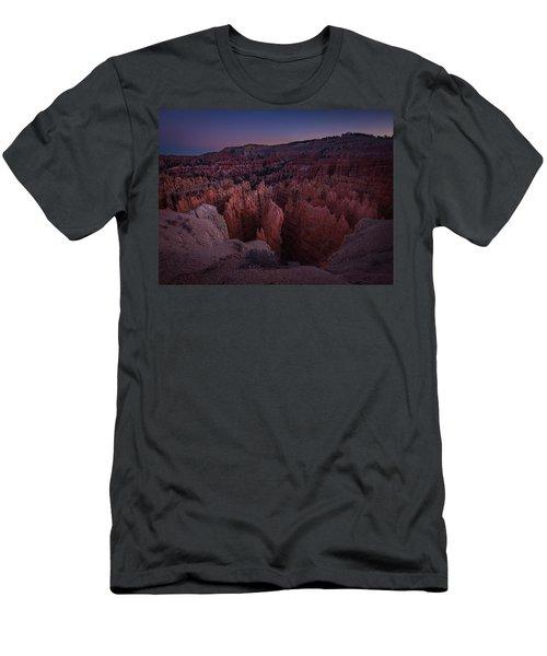 Sunset Point Men's T-Shirt (Athletic Fit)
