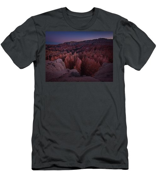 Sunset Point Men's T-Shirt (Athletic Fit)