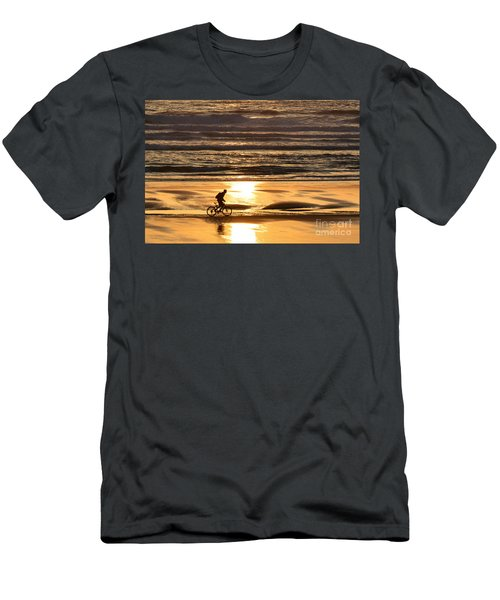 Sunset Rider Men's T-Shirt (Athletic Fit)