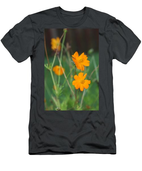 Men's T-Shirt (Slim Fit) featuring the photograph Sunshine To The Mind by Vadim Levin
