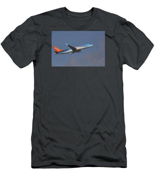 Sunwing Airlines Men's T-Shirt (Athletic Fit)