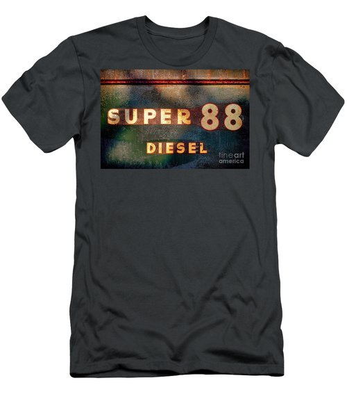 Super 88 Diesel Men's T-Shirt (Athletic Fit)
