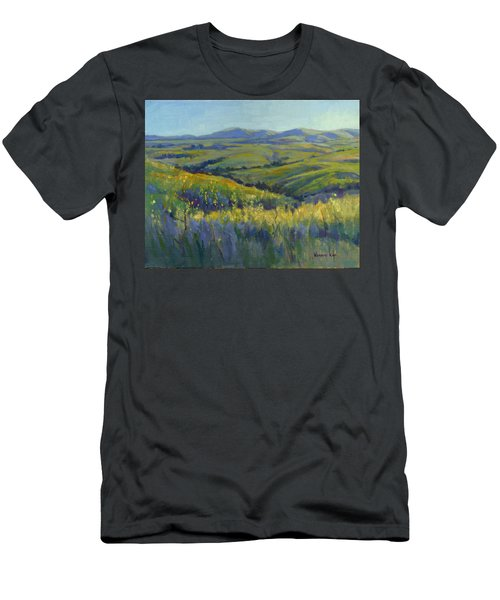 Super Bloom 3 Men's T-Shirt (Athletic Fit)