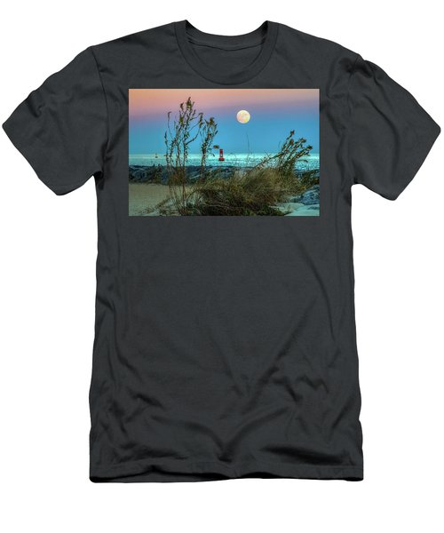 Super Moon 2016 Men's T-Shirt (Slim Fit) by Jerry Gammon