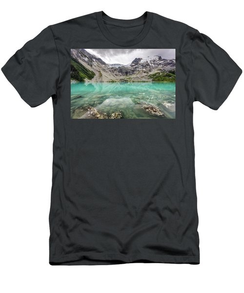 Super Natural British Columbia Men's T-Shirt (Athletic Fit)