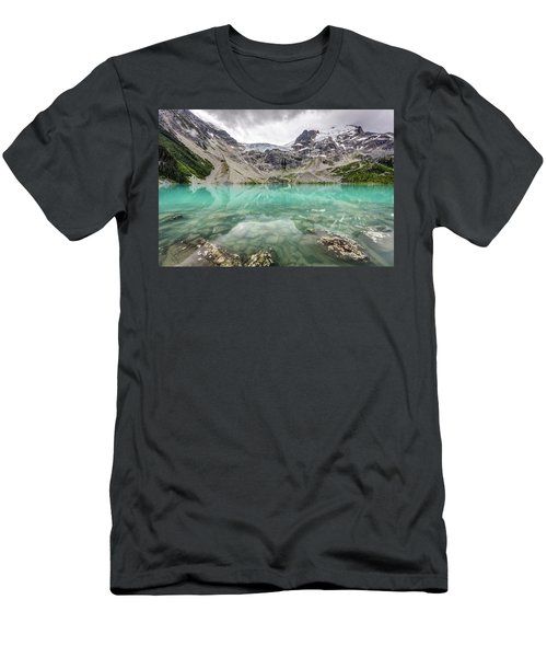Men's T-Shirt (Athletic Fit) featuring the photograph Super Natural British Columbia by Pierre Leclerc Photography