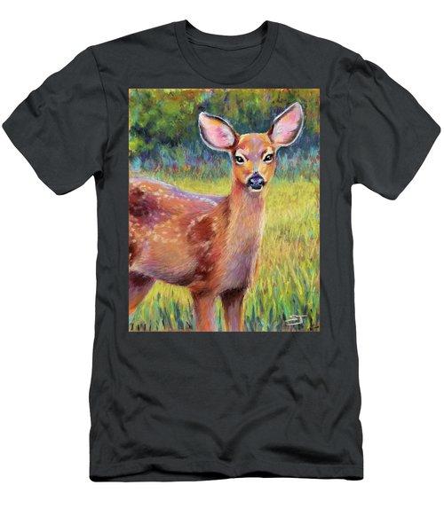 Surprise Encounter Men's T-Shirt (Athletic Fit)
